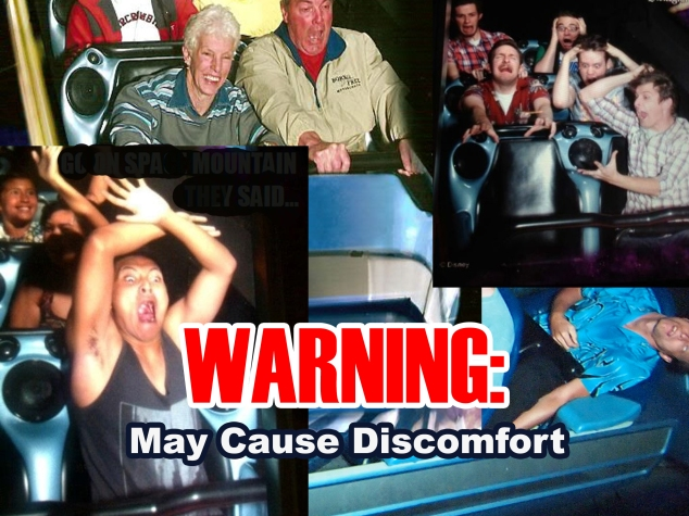 May Cause Discomfort