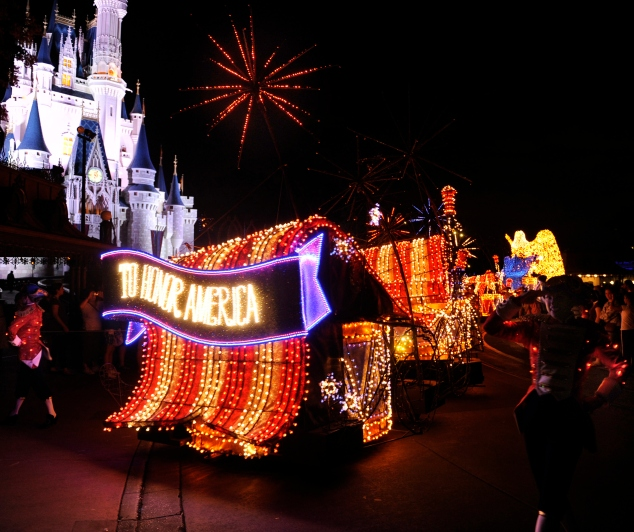 America Main Street Electrical Parade