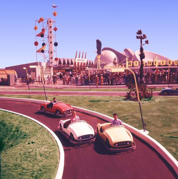 Autopia Disneyland