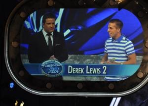 Derek American Idol 3