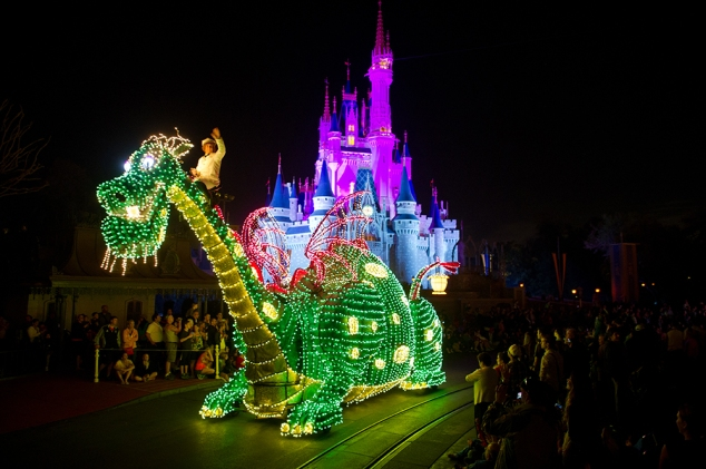 Elliott Main Street Electrical Parade