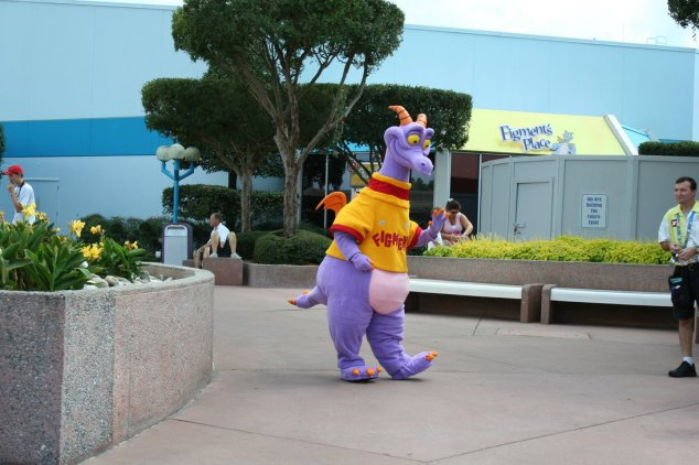 Figment Character