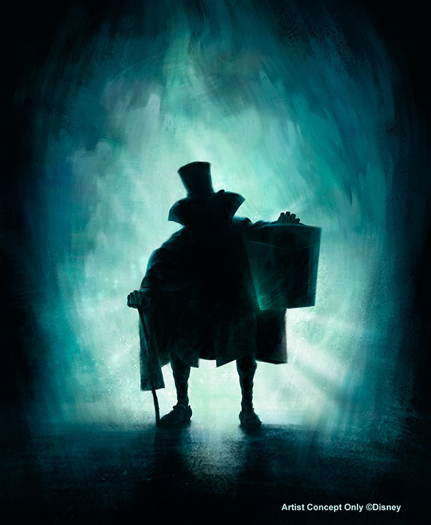 Hatbox Ghost Artist Rendering