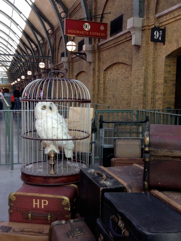 Hogsmeade Station Hogwarts Express
