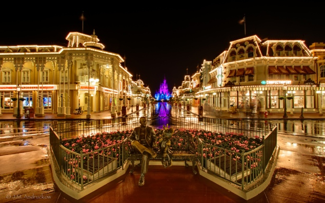 Main Street U.S.A. (photo by Jay Andruckow)