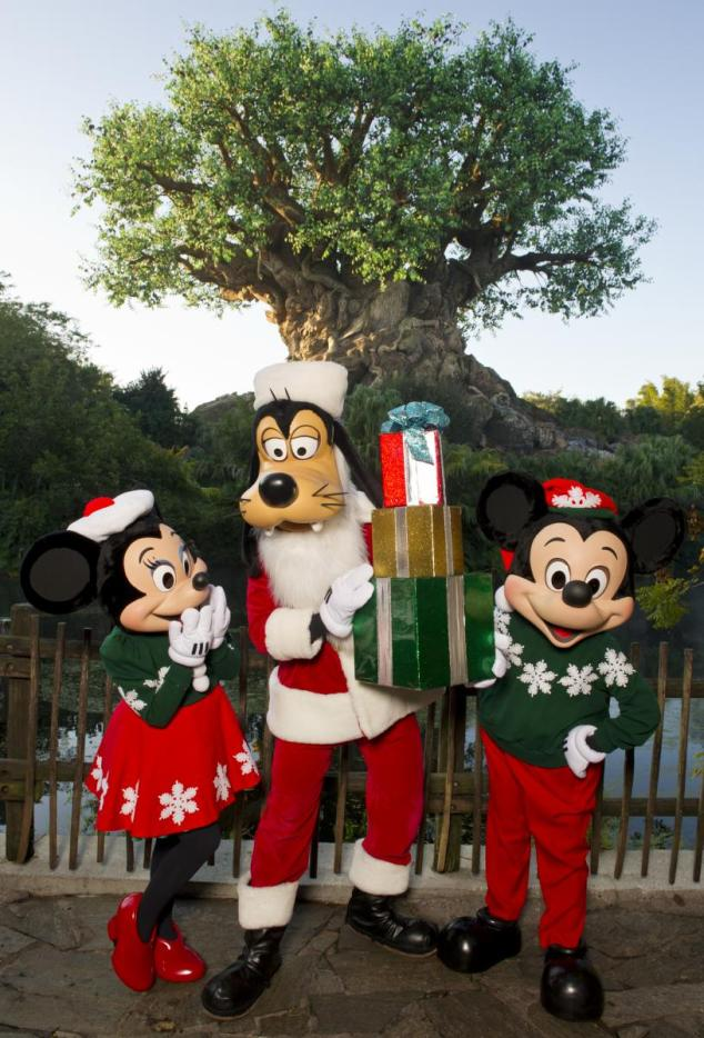 Mickey and Minnie Christmas Sweaters