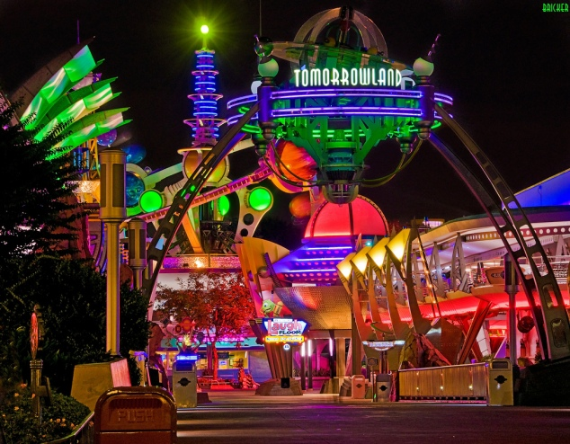 Tomorrowland (photo by Tom Bricker)
