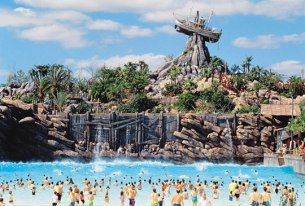 Disney's Typhoon Lagoon Waterpark