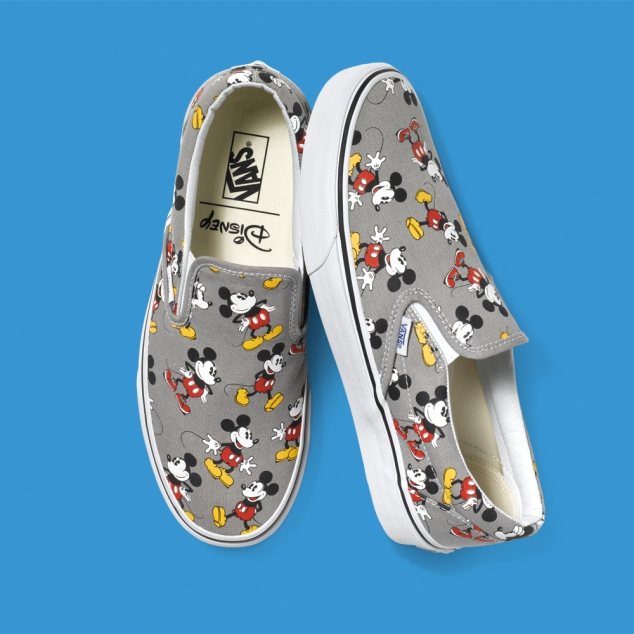 Vans Mickey Shoes 2