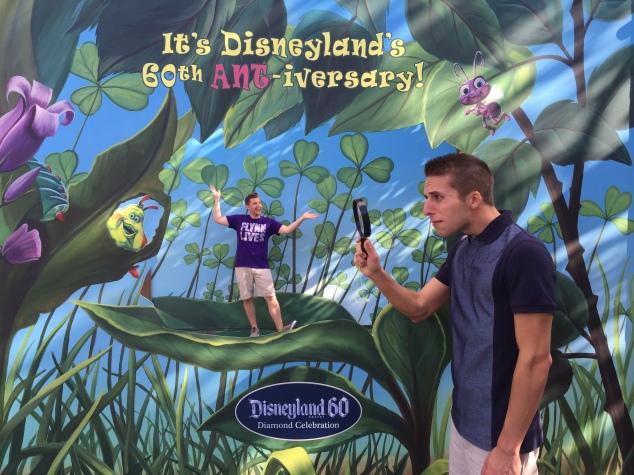 Disneyland 60 Bug's Land