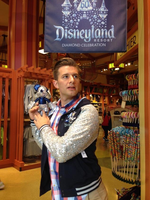 Disneyland 60 Merchandise
