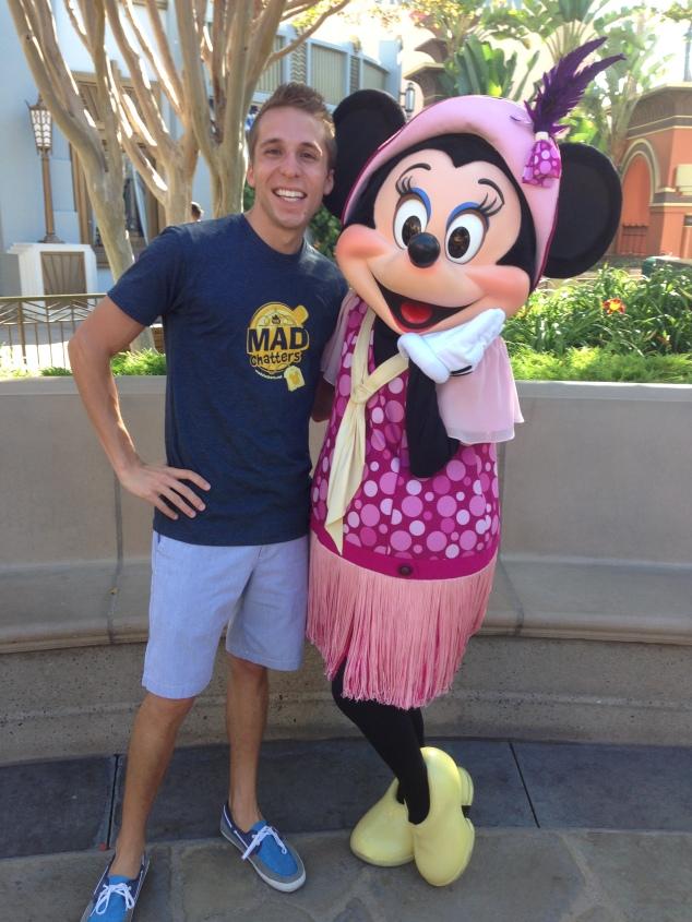Derek and Flapper Minnie