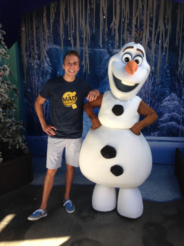 Derek and Olaf