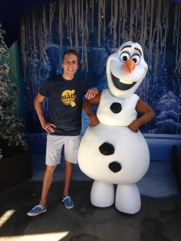 Derek and Olaf
