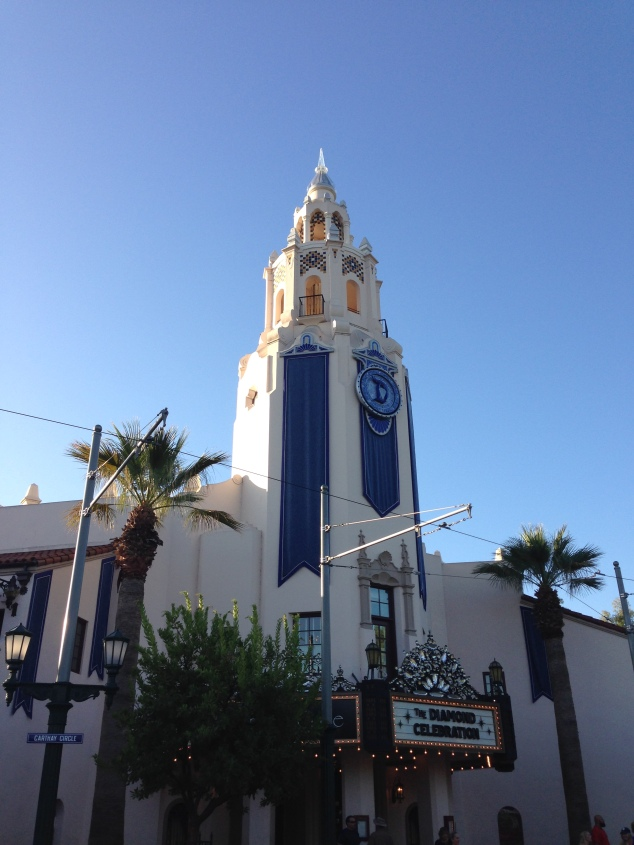 Disneyland 60 Carthay Circle