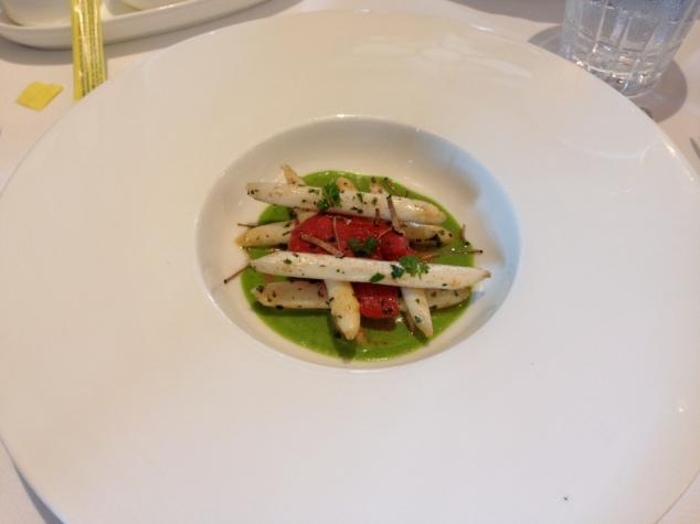 Club 33 Asparagus