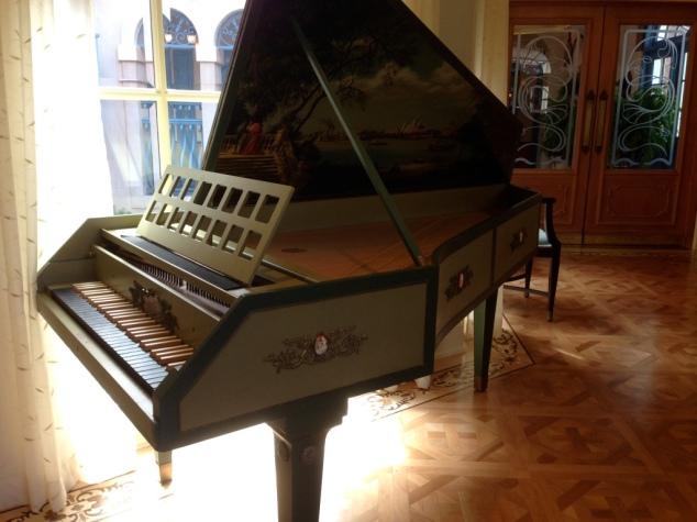 Club 33 Piano