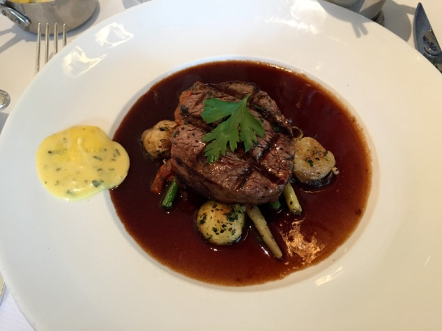 Club 33 Steak