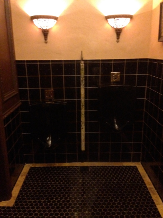 Club 33 Urinals